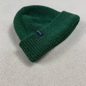 Brixton Beanie, Forest Green Tiny Hat, Hip hat OS